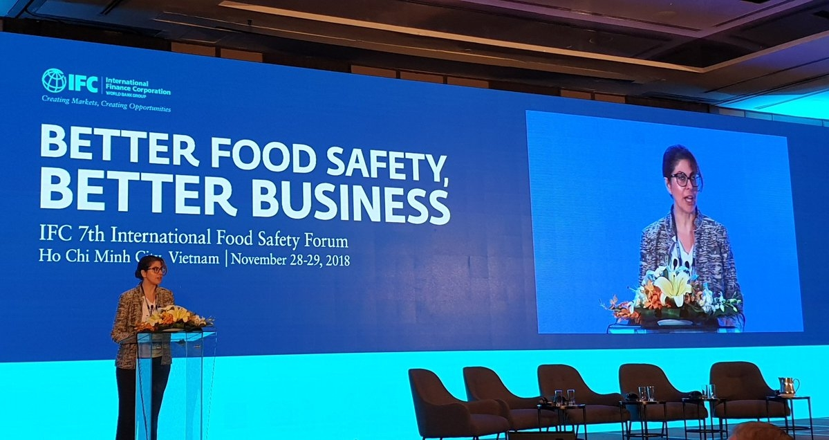 ifc works up vietnams appetite for food safety standards