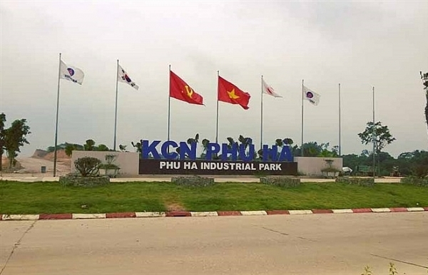 viglacera pours 22 million into phu ha industrial park