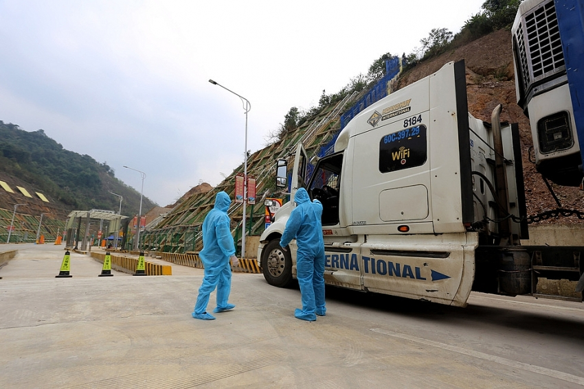 300 tonnes of agricultural products exported to china as border gates open