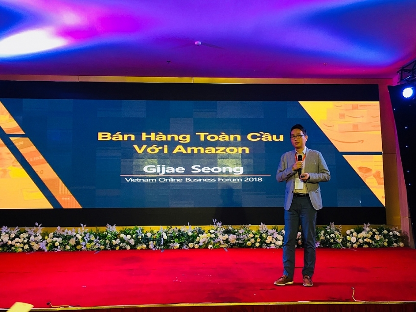 amazon welcomes vietnamese traders but will not come to vietnam