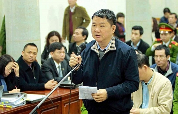 dinh la thang to stand for series of allegations at second trial