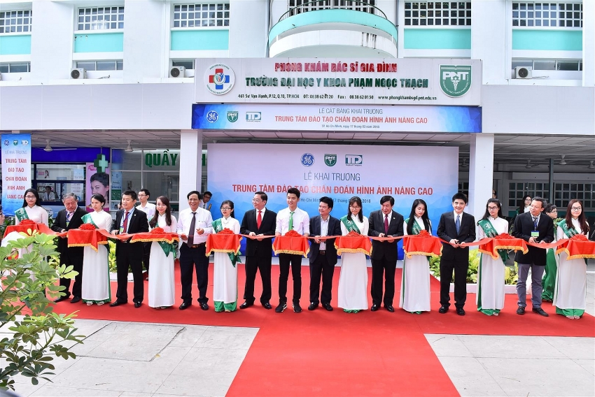 pham ngoc thach university of medicine elevates radiology curriculum with ges enterprise imaging solutions