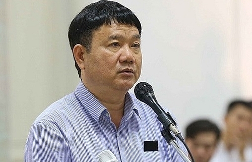dinh la thang recalls directions on capital contribution to oceanbank