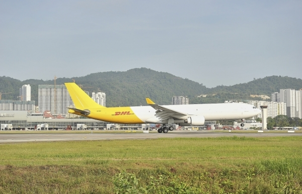 dhl express adds a330 300 to rapidly growing asia pacific air network