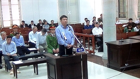 dinh la thang proposed 18 19 years of imprisonment
