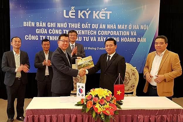 nexen tech builds first manufacturing facility in vietnam