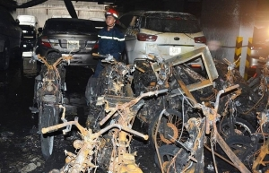 who will compensate the victims of the carina plaza fire