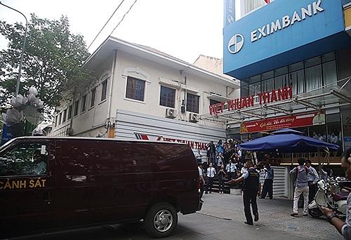 capitalisation of eximbank drops 35 million after arrests
