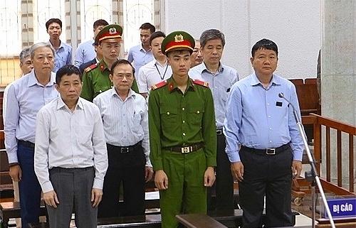 dinh la thang receives 18 year prison sentence in oceanbank scandal
