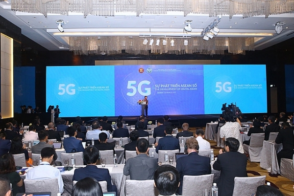5g is the most important foundation of digital economy