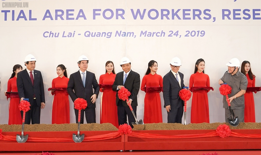 chu lai to become high quality agro forestry processing hub
