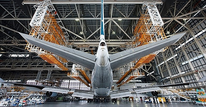 lufthansa technik ag looking for opportunities in aircraft maintenance