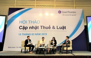 grant thornton bi annual tax seminar in ho chi minh city