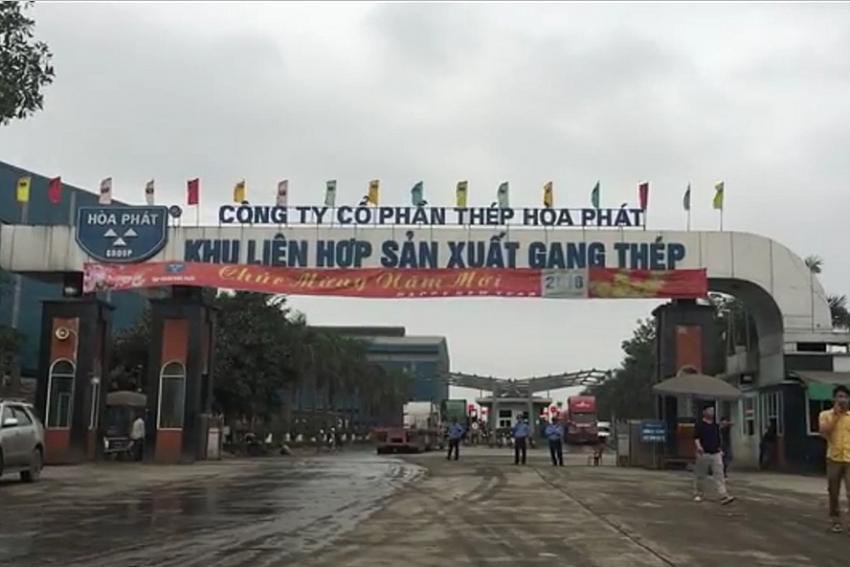 three people died in hoa phat steel factory fire