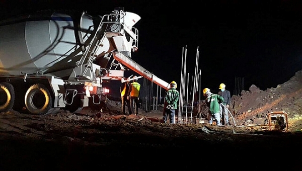 texhong project developed illegally in quang ninh