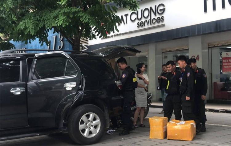 nhat cuong mobile general director accused of organised crime