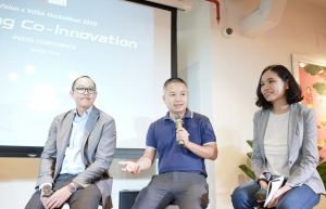 kvision launches hackathon to co innovate with vietnamese startups