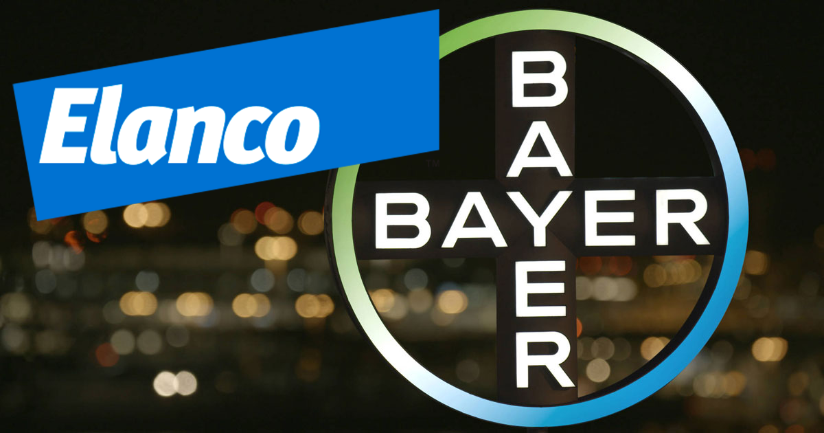 elanco bayer acquisition pronounced legal