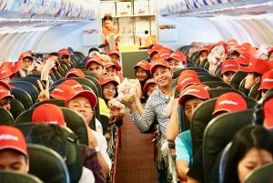 vietjet returns to vietnams clear blue skies