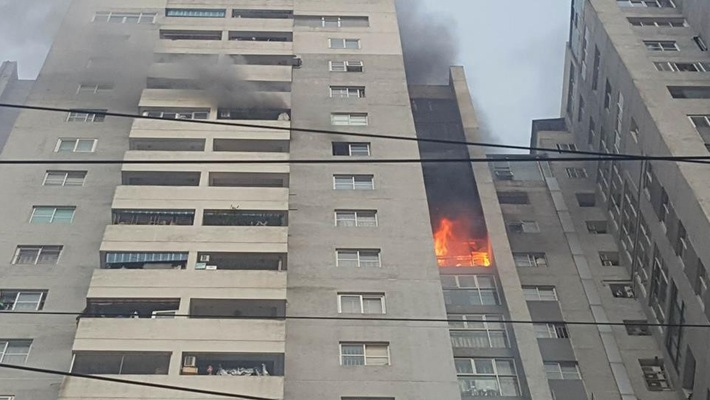 fire risks uncovered at another 108 buildings in hanoi