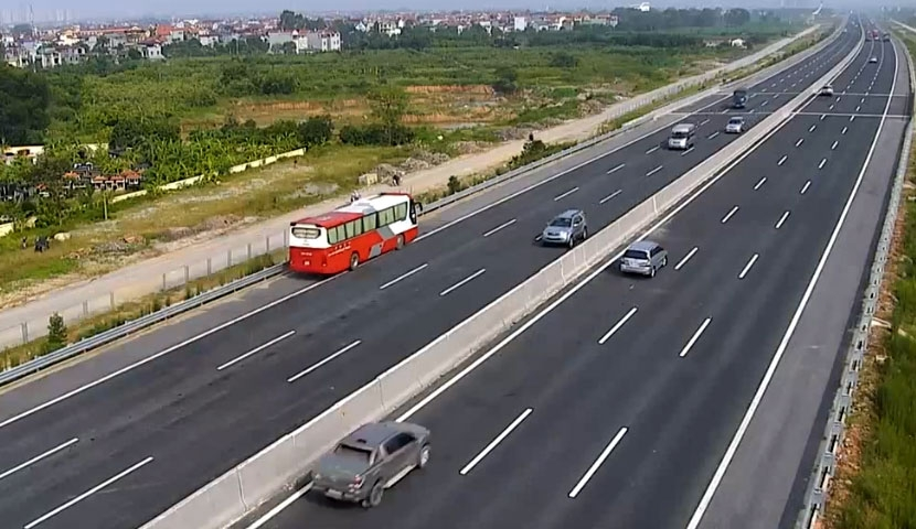 developer of hanoi haiphong expressway loses 110000 a day