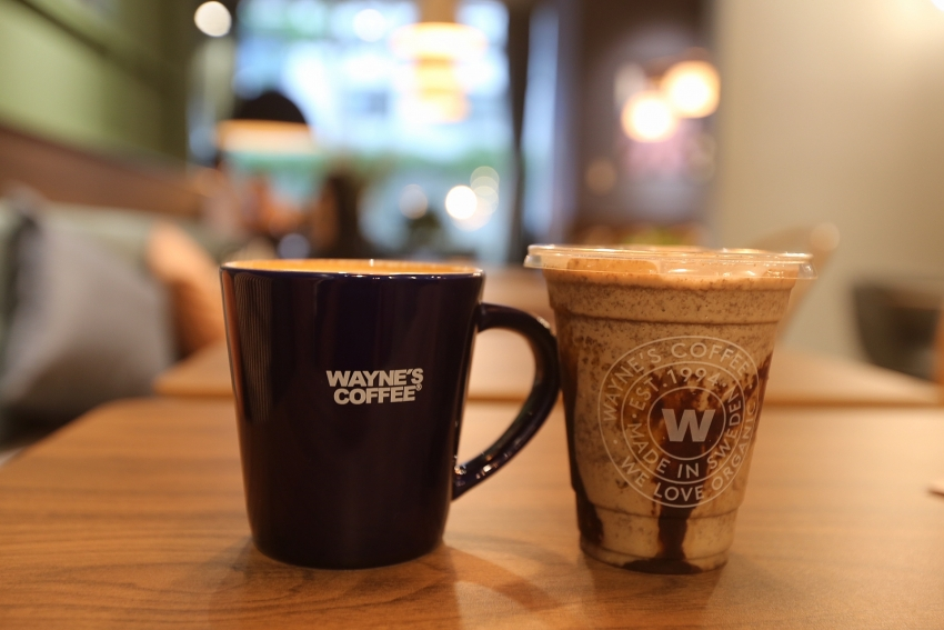 fika culture and organic materials waynes coffee is going to triumph