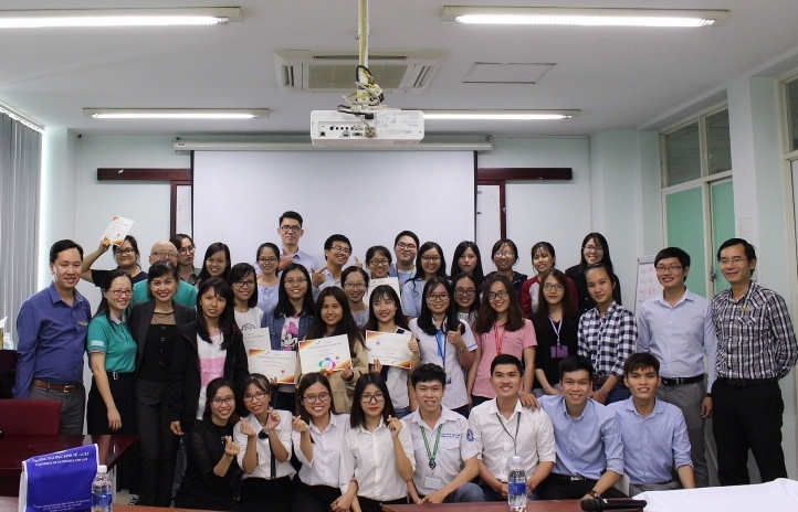 pwc vietnam promotes it audit knowledge among university students