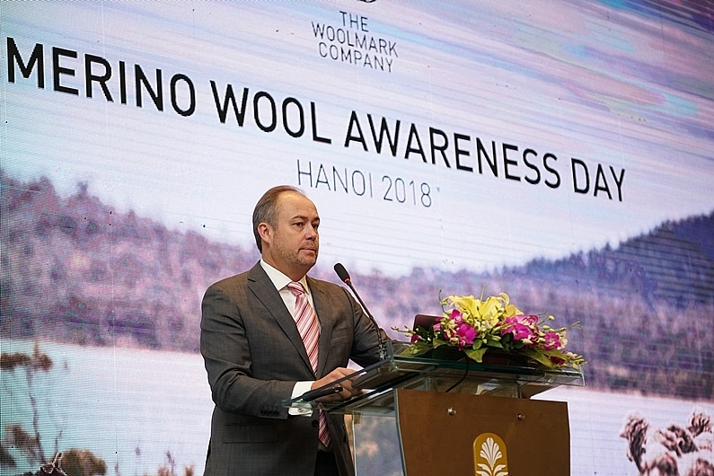 woolmark takes centre stage in vietnam with merino wool awareness day