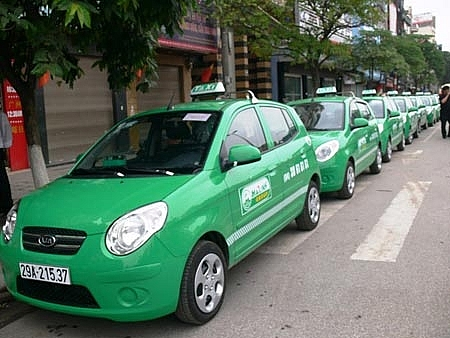 mai linh merges subsidiaries to compete with grab