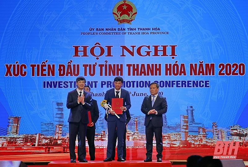 thanh hoa celebrates almost 15 billion of investment