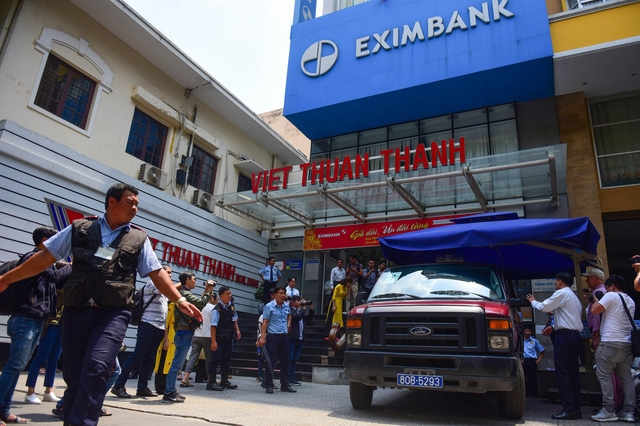 eximbank officer in chu thi binh case released on bail