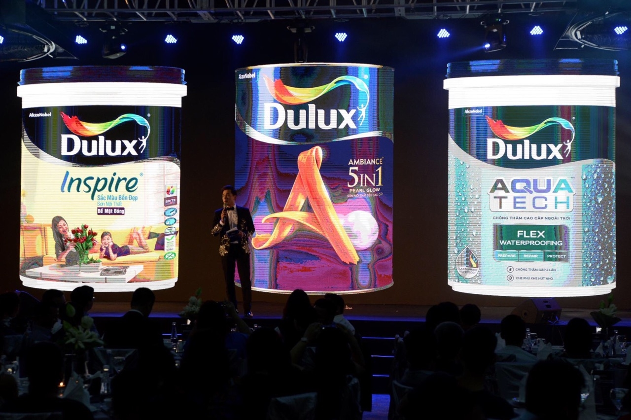 more innovation from akzonobel and dulux to meet customers demands