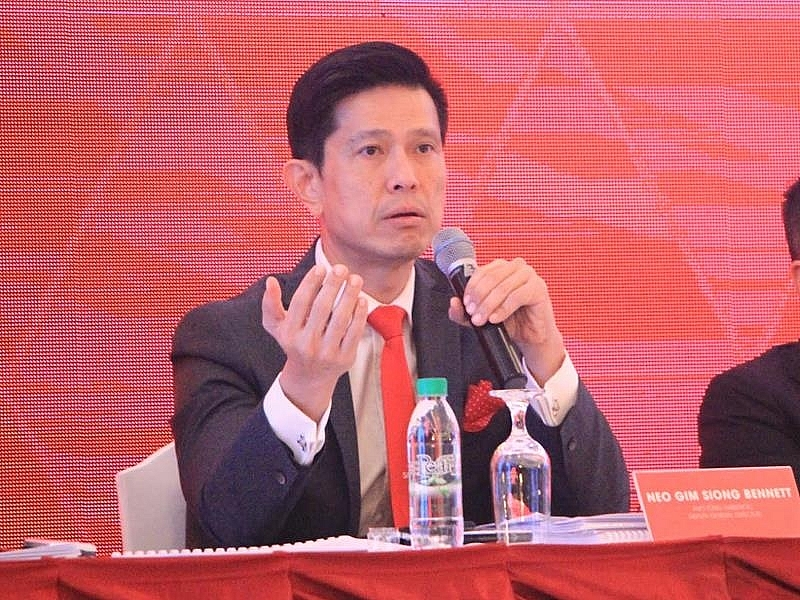 can chuong duong beverages new chairman turn a profit