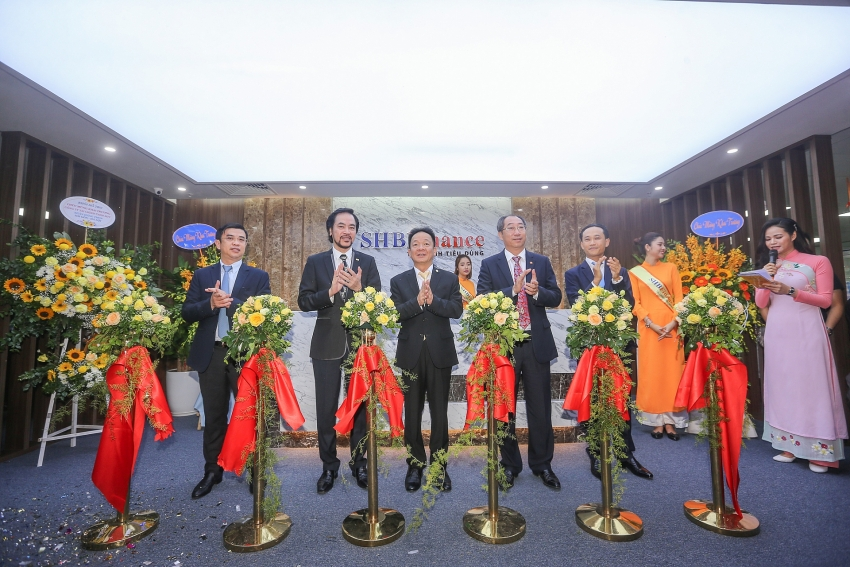 shb finance inaugurates new headquarters and new unsecured loan