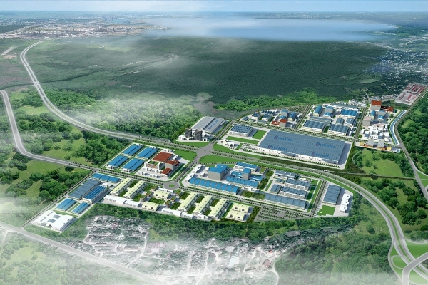 vimariel the first vietnamese industrial park in cuba