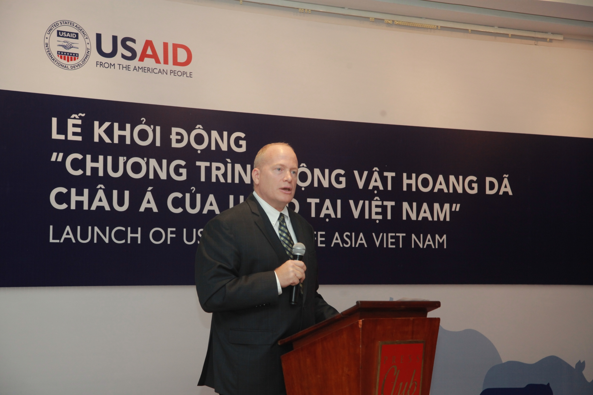 usaid promotes chi initiative to drive down demand for rhino horn