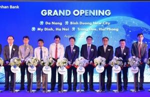 shinhan bank expands footprint in vietnam