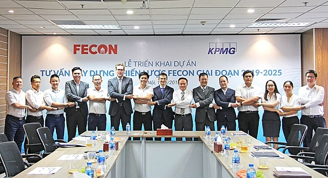 fecon elects kpmg as strategic consultancy unit in 2019 2025
