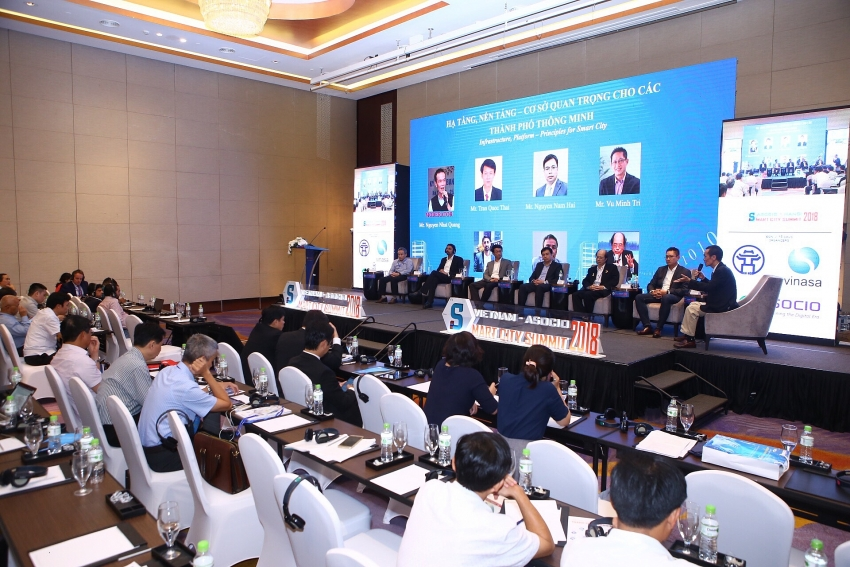 hanoi to become smarter and more secure through digital solutions