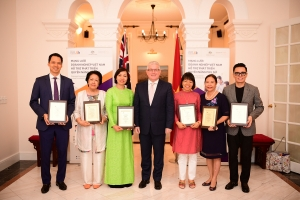 australia pledges support to female entrepreneurs in vietnam