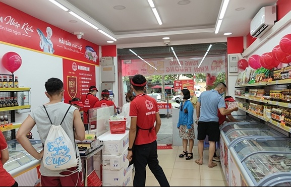 Alibaba fund pours millions of dollars into Vietnam's food chain