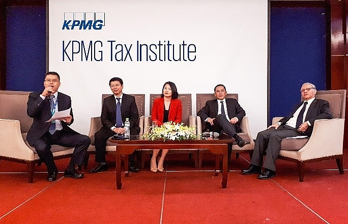 kpmg to kick off vietnam tax institute 2018