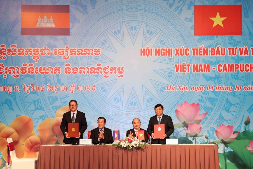 vietnam and cambodia target 5 billion in two way trade turnover