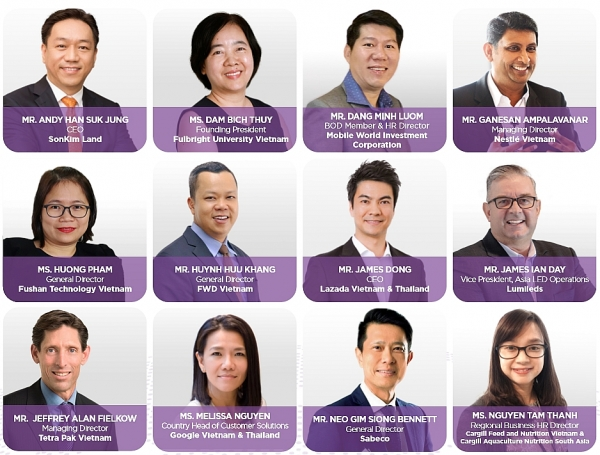 15 top ceos converge to harness new future of hr