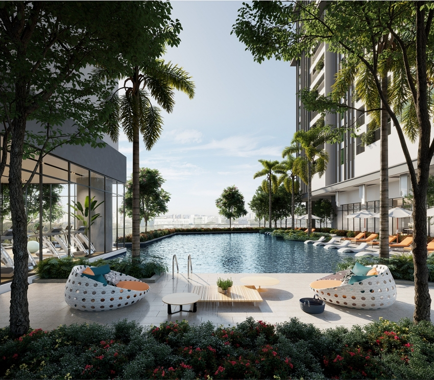 park kiara model apartment launched in parkcity hanoi