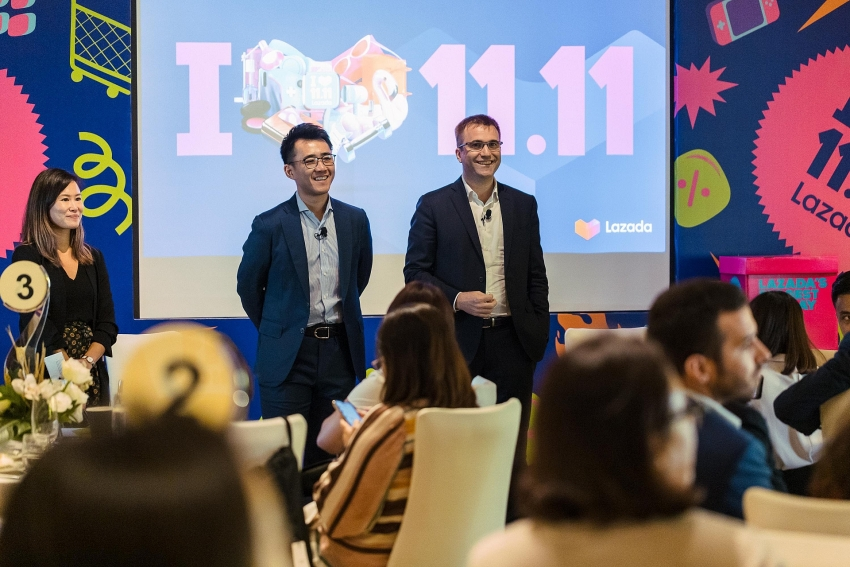 lazada 1111 campaign redefines retail experience in southeast asia