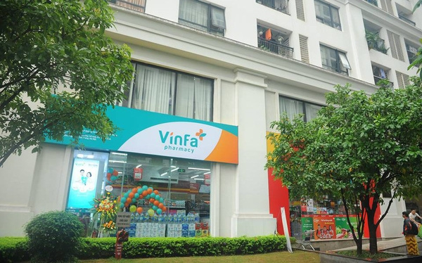 vingroup dives into pharmaceuticals with 11 vinfa stores