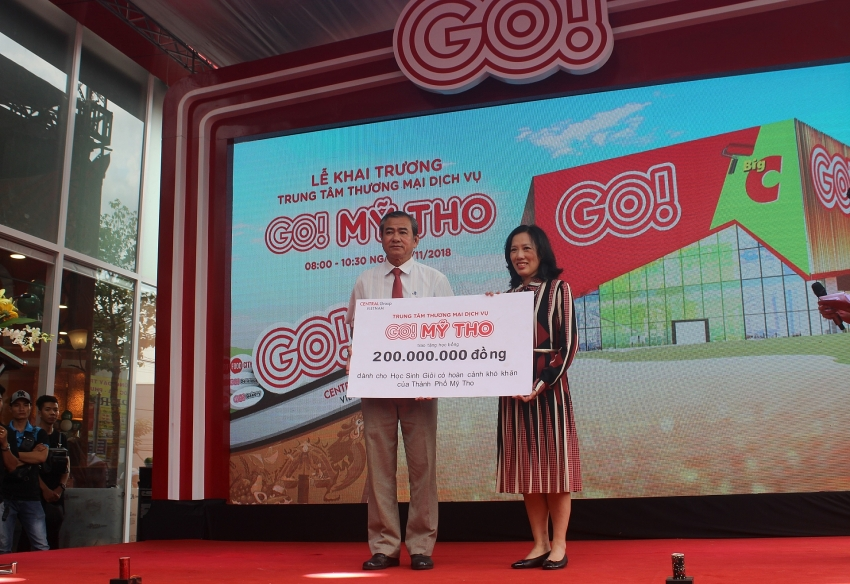 central group vietnam introduces go my tho