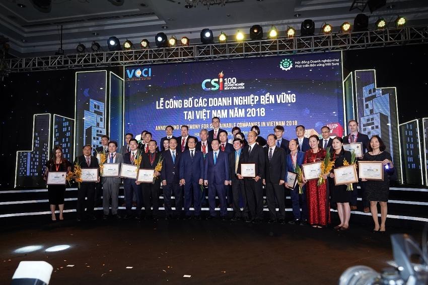 heineken vietnam honoured as most sustainable company in vietnam