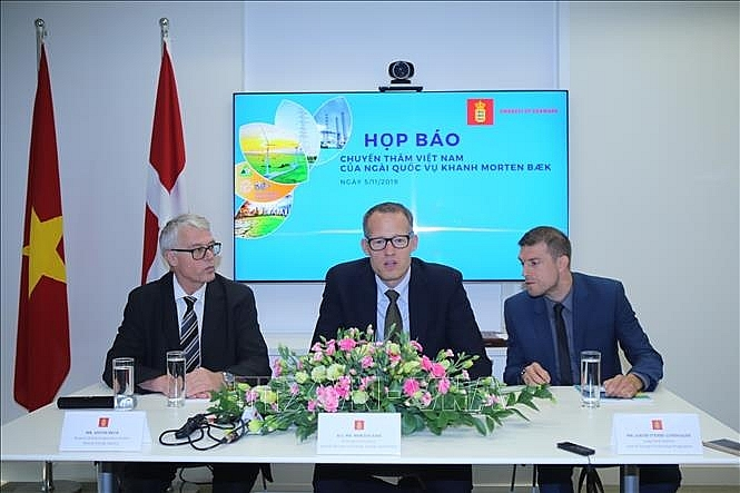 vietnam and denmark double down on decarbonisation co operation